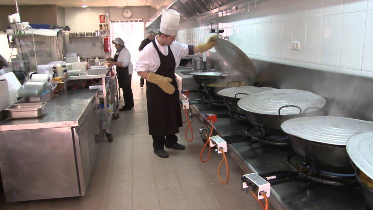 Cocina Industrial Restaurante