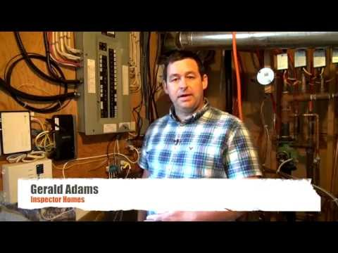 PEI Prince Edward Island Real Estate Home Inspector/Inspection Electrical part 2 of 5 Gerald Adams
