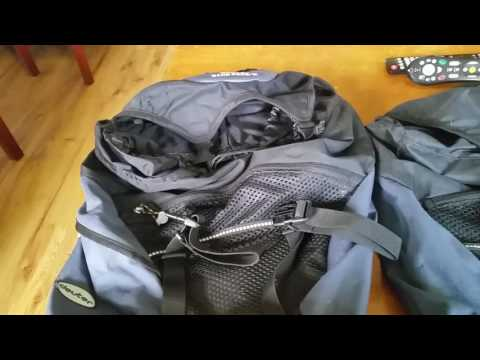Deuter Rack Pack 2 panniers review