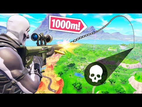 1000M CRAZY SNIPE KILL! - Fortnite Funny and Best Moments Ep.288 (Fortnite Battle Royale) thumbnail