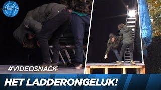 OMG! Brandon raakt gewond! 😱 | UTOPIA