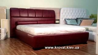 Кровать с газовым подъемным механизмом Бристоль(Двуспальная кровать для просторной спальни с газовыми амортизаторами для подъема ортопедического матраса..., 2014-12-15T12:07:10.000Z)