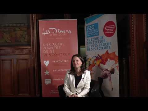 Interview Johanna Rolland, Maire de Nantes