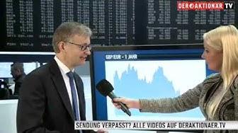 Devisen-Experte Christian Apelt: Britisches Pfund vor dem Ausbruch