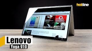 Lenovo Yoga 910 — обзор ультрабука-трансформера