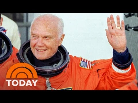Tom Brokaw On John Glenn: He Was A 'Quintessential American Hero'   TODAY