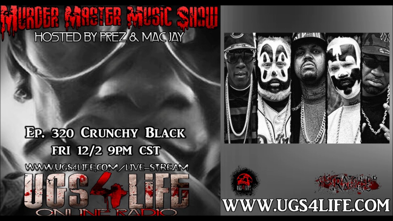 crunchy black says he s a juggalo for life and speaks on icp youtube