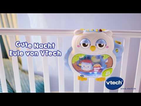 Gute Nacht Eule - Democlip von VTech