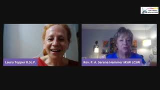 The Cosmic Prayer in Conversation with Rev Serena Hemmer