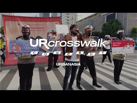 URcrosswalk - Rian D'Masiv dan Bilal Indrajaya 'Ngamen' di Jalan!