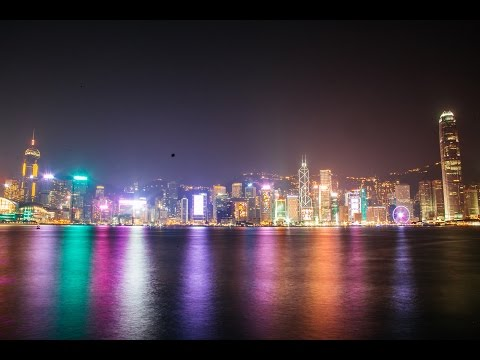 Hong Kong + Macau + Borneo