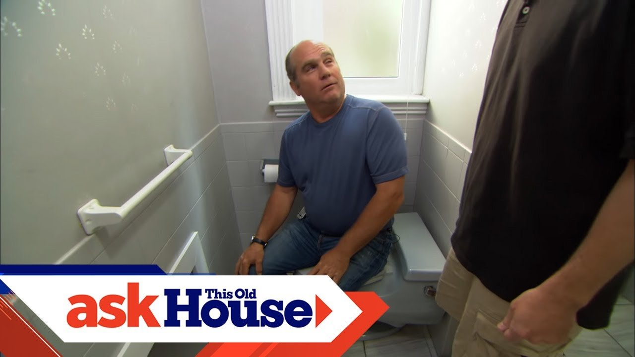 How To Rotate A Toilet Youtube Old House Wiring 3 Way Switch This