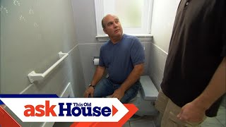 How to Rotate a Toilet | Ask This Old House