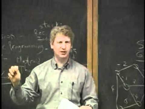 Algorithms - Overview - Lecture 1