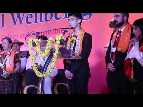 Yezidis Delegation in India
