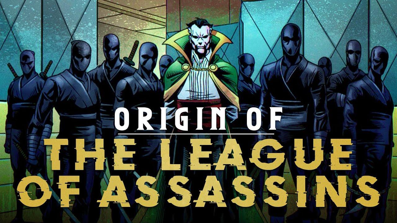 Origin Of The League Of Assassins