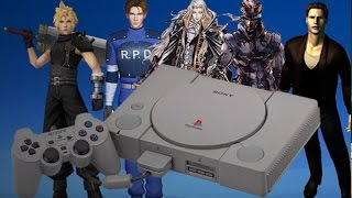 Top 10 PS1 Games (GT Countdown)