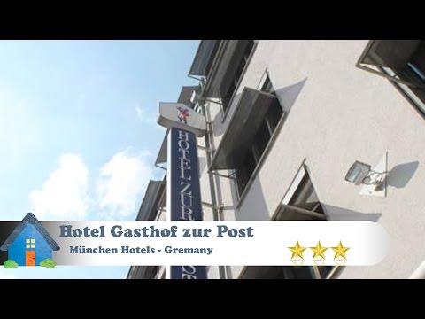 Hotel Gasthof zur Post - München Hotels, Germany
