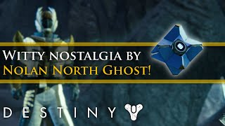 Destiny - Best Nolan North Ghost Line (GG WP Bungie)