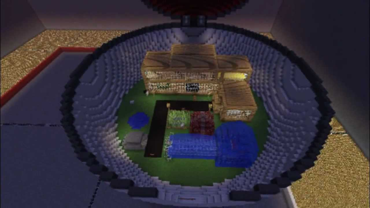 inside a pokeball minecraft youtube. Black Bedroom Furniture Sets. Home Design Ideas