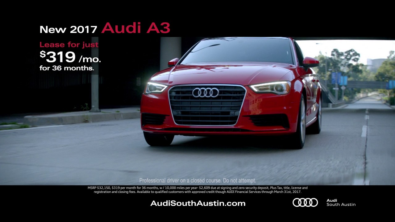 Audi South Austin TV Commercial A Hendrick Automotive Group - Audi south austin