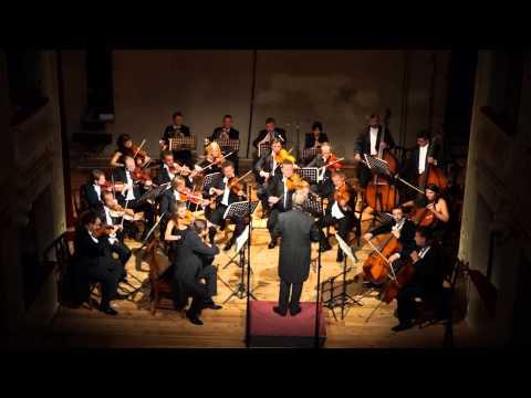 Desaga Soloists Chamber Orchestra - Mozart - Symphony No. 29 in A, K. 201