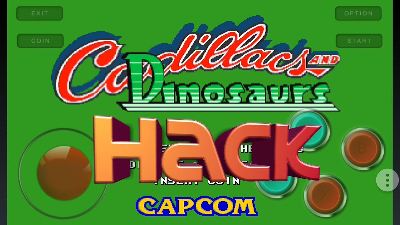 Cadillacs and dinosaurs 20 gun for android