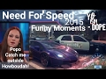 Need For Speed (2015) Funny Moments | NFS police chase |  Racing games funny moments