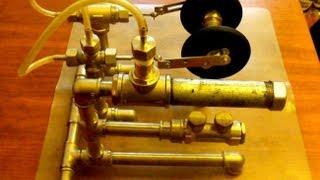 Паровой двигатель голыми руками. (Steam Engine Barehanded.)