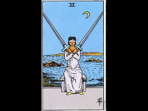 Tarot Tuesday - Two of Swords