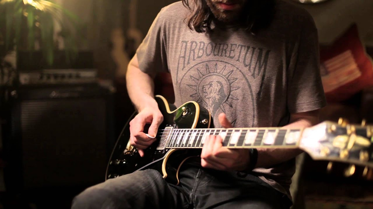 watch 1974 gibson 20th anniversary les paul custom youtube for