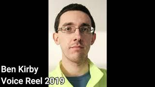 Ben Kirby Voice Reel 2019