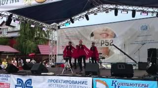 Шоу балет Городец, Заволжье, Горьковское море
