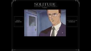 SOLITUDE.1 (ソリチュード上巻) プロローグ 【prologue】