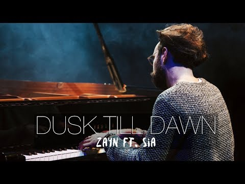 """Dusk Till Dawn"" - ZAYN ft. Sia (Piano Cover) - Costantino Carrara"
