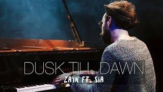 """Dusk Till Dawn"" - ZAYN ft. Sia (Piano Cover) - Costantino Carrara"