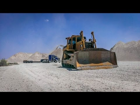 Renegade Trucker EP37   CAT D8N Texas Quickie