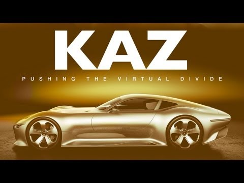 Trailer - KAZ : Pushing the Virtual Divide