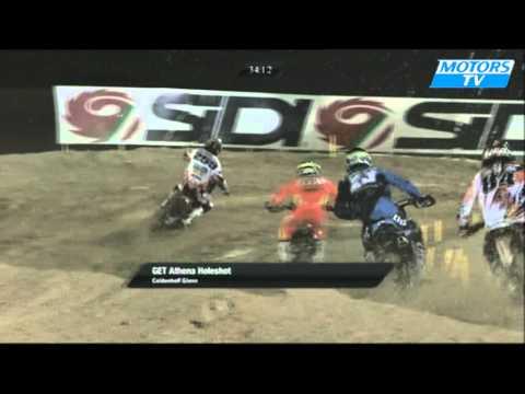 FIM MX2 World Motocross 2013 | Qatar - Start