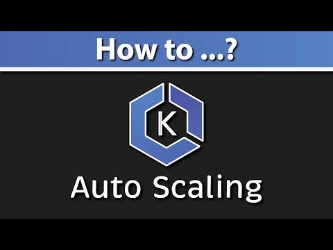 EKS Cluster Auto Scaling (Kubernetes Autoscaler   EKS Cluster Autoscaler  