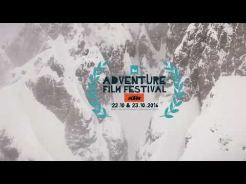 3rd Adventure Film Festival Greece 2016 teaser trailer (Athens)