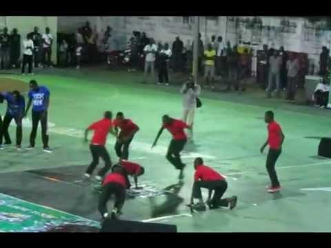 street dancers togo (hot jam 2012, quart de final contre extreme crew)