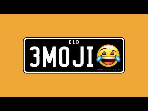 The KiddChris Show - Emoji License Plates Launched In Australia