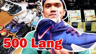 TAIWAN UKAY UKAY SHOES + USED VLOG CAMERAS - (PAOLO TOMENES INSPIRED VLOG)