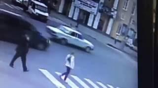 Патрульный Полицейский в Виннице сбил пешехода