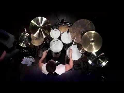 "Thomas Lang - ""Chainsaw Serenade"" by Stork (Multicam HD)"