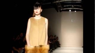 Tavan & Mitto Montreal Fashion Week FW 2012 Anastasia Lambrou Thumbnail