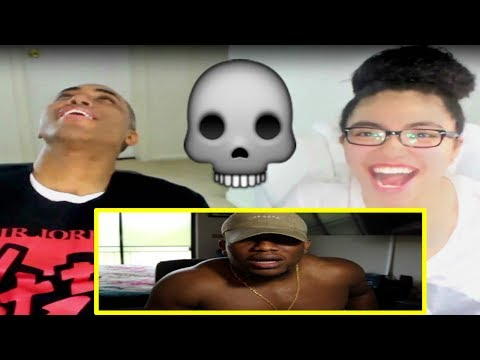 ZIAS! BEEF WITH DAMIEN & CHRIS!! Here's what I got to say REACTION