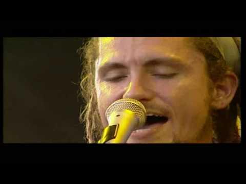 John Butler Trio - Zebra (Live at Wave Aid)