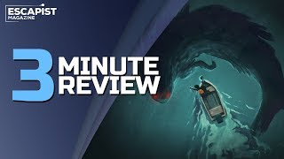 Sea of Solitude | Review in 3 Minutes (Video Game Video Review)